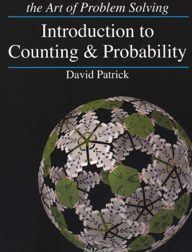 - Art of Problem Solving Introduction to Counting and Probability Textbook and Solutions Manual 2-Book Set