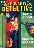 img - for Headquarters Detective - 05/36: Adventure House Presents: book / textbook / text book