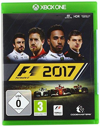 Price comparison product image F1 2017 (XBox ONE)