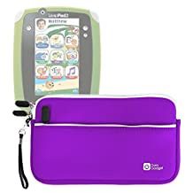 DURAGADGET Purple Durable Water Resistant Carry Case For New Kids Tablet Leapfrog LeapPad 2 Explorer, Leappad Explorer (1) Leapster GS & LeapPad Ultra (3)