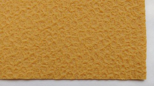 Tan Crepe Natural Gum Rubber 19 1/2