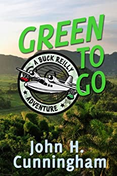 Green Buck Reilly Adventure Book ebook product image