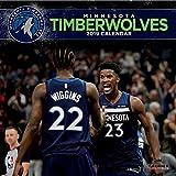 Minnesota Timberwolves 2019 Calendar