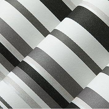 Moderne Minimalist Fashion Farbe Schwarz Und Weiß Vertikale Streifen  Schlafzimmer Wohnzimmer TV Hintergrund Wand Papier Tapete