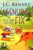 A Genuine Fix (An Allie Cobb Mystery)