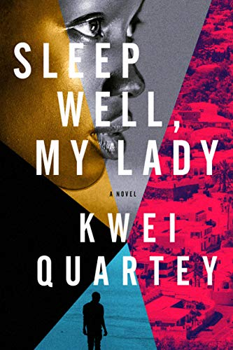 Book Cover: Sleep Well, My Lady