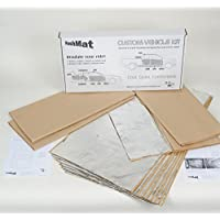 HushMat 69764 Sound and Thermal Insulation Kit (1964-65 Ford Falcon Sedan)