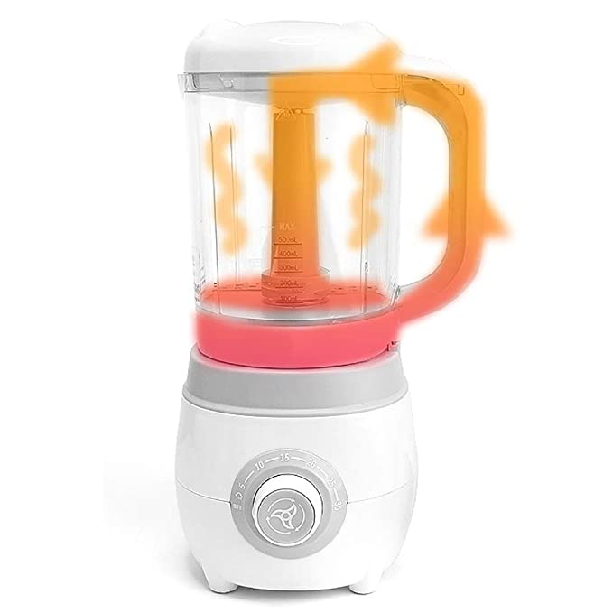 YHML Vaporizador Y Licuadora De Una Pieza Sin BPA Procesador ...
