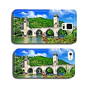 Cahors Valentre bridge, UNESCO site the Pilgrim's Road to Santi cell phone cover case iPhone6