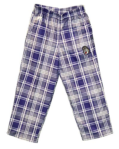 RussellApparel NCAA James Madison University Boys' Flame-Resistant Loungewear Pants - XL, Purple, James Madison University
