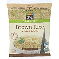 365 Everyday Value, Organic Brown Rice Whole Grain, 20 oz, (Frozen)