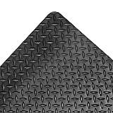 Antifatigue Mat, Black, 3ft. x