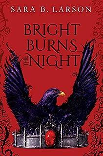 Book Cover: Bright Burns the Night