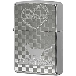 Zippo Cat With 2MP-Note