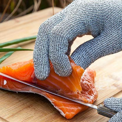10 99 Cut Resistant Gloves High Performance Food Grade
