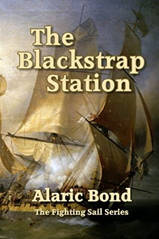 book cover of The Blackstrap Station
