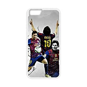 iPhone 6,6S Plus 5.5 Inch Phone Case Lionel Messi Images Appearance