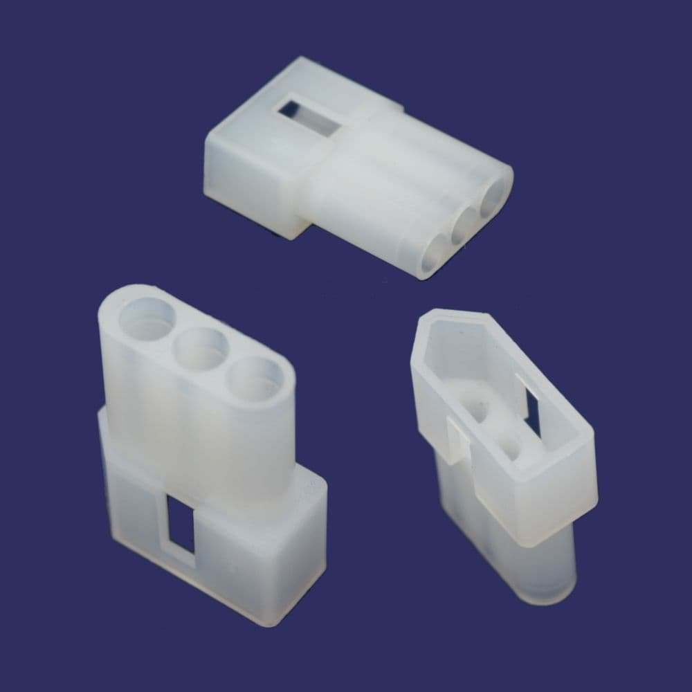 Whirlpool Part Number 353424: Plug. Terminal (3-Way) (Power Cord) (Use Term 94613)