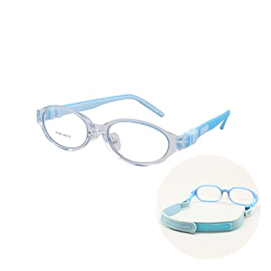 Student Glasses Frame Size 46-15-135 Bendable, Flexible Children ...