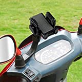 Best Spritech Cell Holders - Spritech(TM) Motorcycle Electric Bicycle Phone Mount,Mount,Smartphone Cell Phone Review