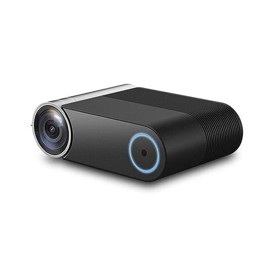 Proyector, proyector nativa 1080P LED 2400 lúmenes del proyector ...
