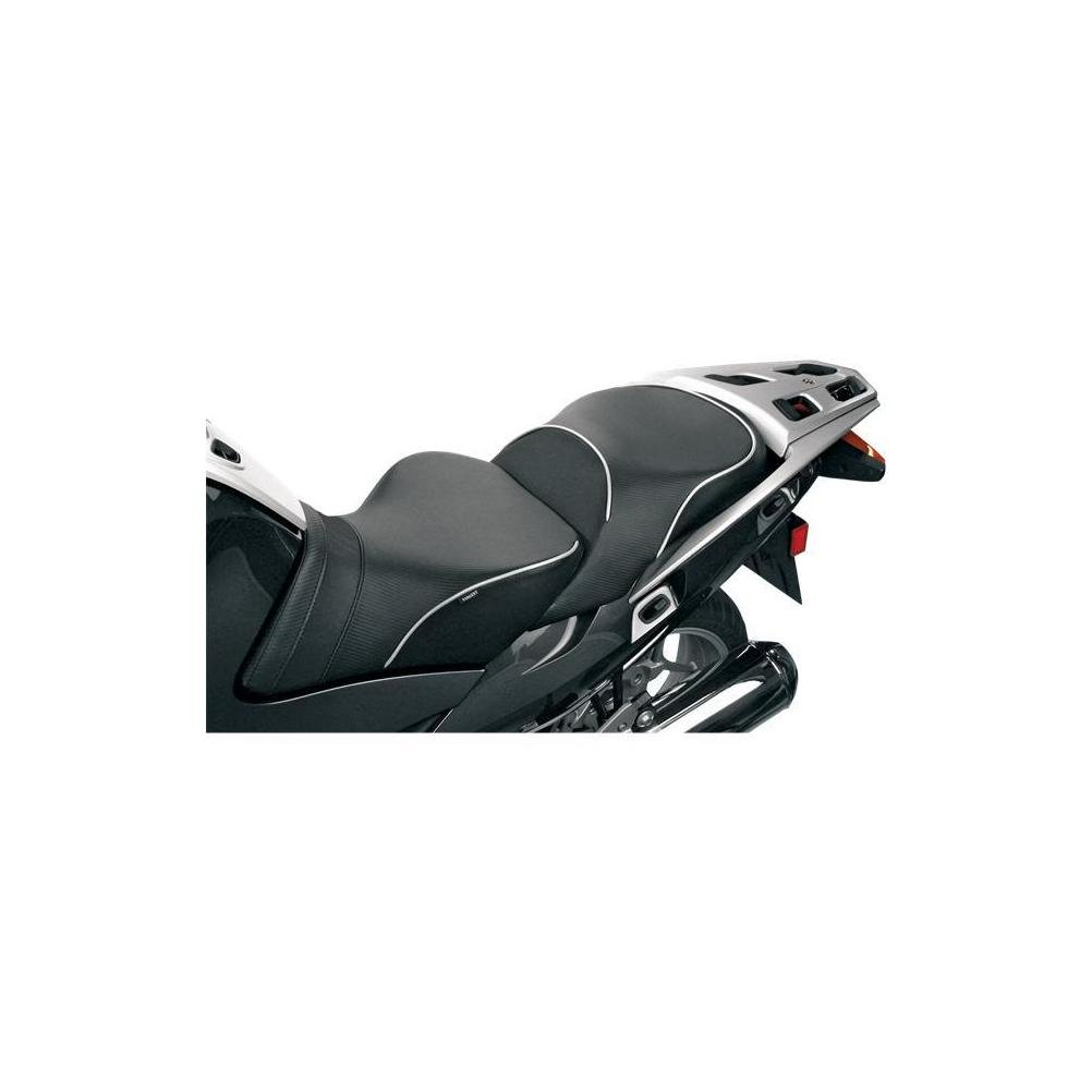 Sargent World Sport Perf Seat Low Height Black W/ Black for BMW R1200RT 2005-08
