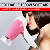Biliboo 1000 Watts Portable Mini Foldable best Hair Dryer...