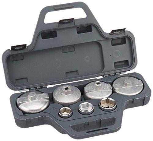 Assenmacher (ASM2101) 7 Pc. Oil Filter Set (Assenmacher Oil Filter Wrench Set)