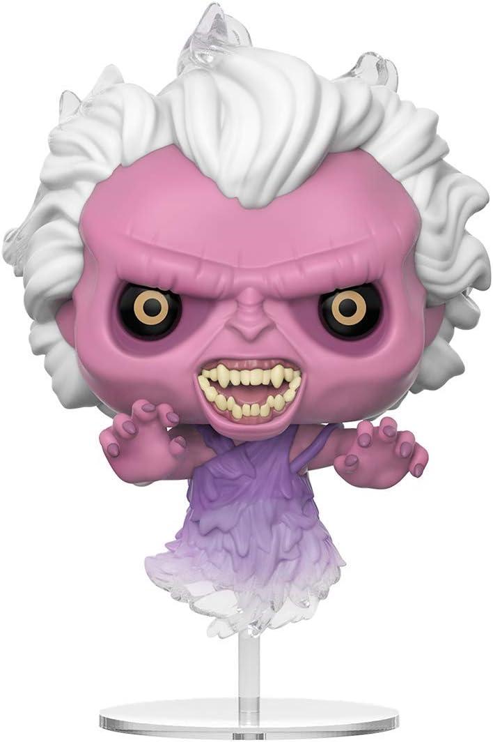 Funko- Pop Vinilo: Ghostbusters: Scary Library Ghost Figura Coleccionable, Multicolor (39334)