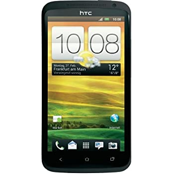 HTC One X Unlocked Gsm Phone, 16GB, Gray