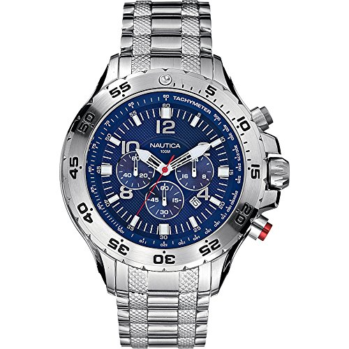 Nautica Watches Mens NST Stain