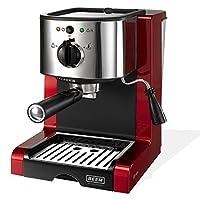 BEEM Germany Espresso Perfect Crema, Espresso-Siebträgermaschine mit 15 bar,...
