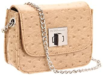 BCBGeneration  Bardot KAK096GN Cross Body,Twine,One Size