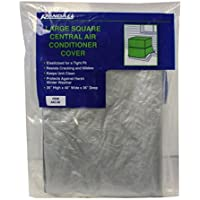 Large Square Central Air Conditioner Cover