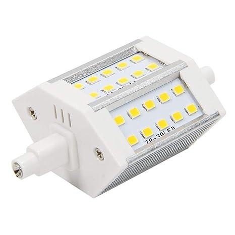 SODIAL(R) R7S 15W 30 SMD 78Mm 2835 SMD LED Bombilla luz Non-