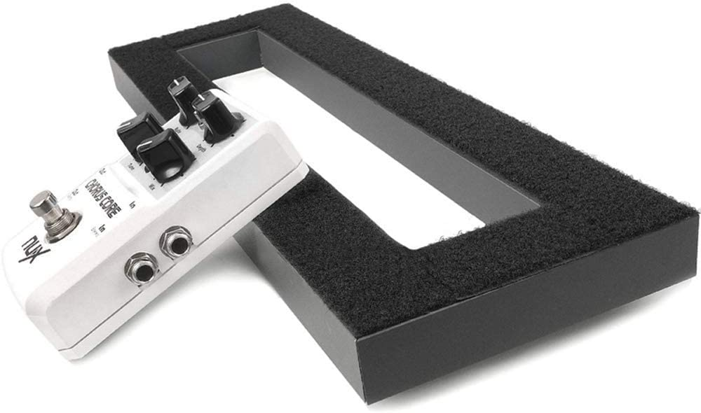 Pedalboard Make By Aluminium Alloy 40x13cm Guitar Effect Pedal Board: Amazon.es: Instrumentos musicales