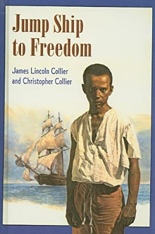 book cover of Jump Ship to Freedom