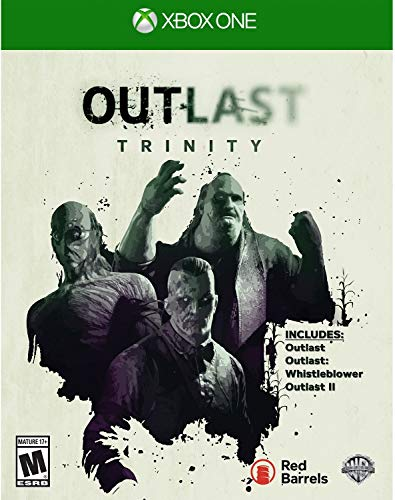 Outlast Trinity - Xbox One (Video Outlast Game)