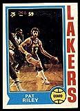 1974-75 Topps #31 Pat Riley EX