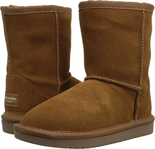 Koolaburra by UGG Girls' Koola Short Fashion Boot, Chestnut, 01 Youth US Little Kid (Sale Short Ugg)