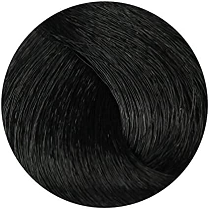 Stargazer - Tinte de pelo UV, Color Pitch Black, Semipermanente