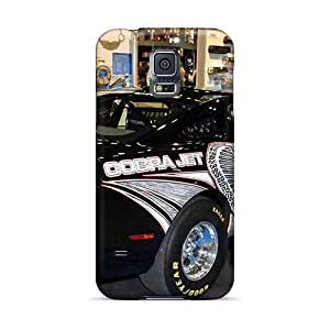 Durable Hard Cell-phone Case For Samsung Galaxy S5 (zuM3187JfNp) Allow Personal Design Fashion Ford Cobra Jet Mustang Pictures