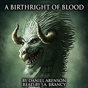 A Birthright of Blood (The Dragon War, Book 2) Audiobook