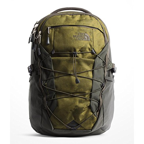 The North Face Unisex Borealis Fir Green Camo Print/New Taupe Green One Size ()