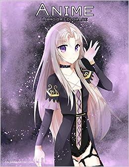 Immagini Di Immagini Da Colorare Anime