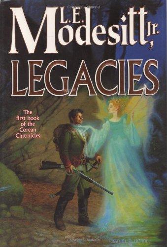 Legacies (Corean Chronicles, Book 1) pdf
