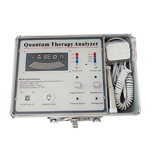 EHM Quantum Magnetic Resonance Body Analyzer® & Massage Therapy | Non-Invasive, Whole Body Health Scanner | 45 Reports In English & Spanish by LTD (Image #3)