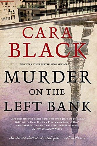 Murder on the Left Bank (An Aimée Leduc Investigation)