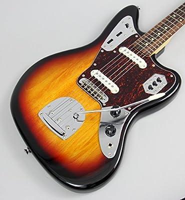 Squier by Fender Vintage Modified Jaguar Electric Guitar