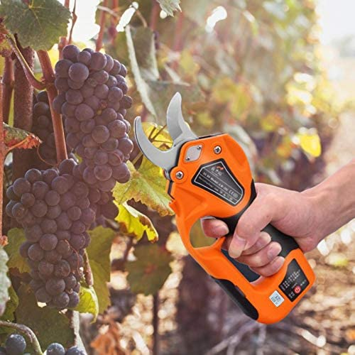Lancei Cordless Electric Pruning Machine, 2.0 Rechargeable Gardening Electric Shears, Ergonomic Design, Suitable For Gardens, Parks, Farms, Etc.
